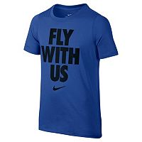 Boys 8-20 Nike Fly With Us Tee
