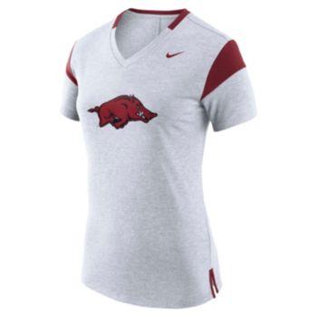 Women's Nike Arkansas Razorbacks Fan Top
