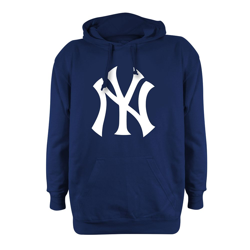 promo code 15770 cefe3 Men's Stitches New York Yankees Pullover Fleece Hoodie