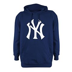 Men's Stitches New York Yankees Pullover Fleece Hoodie