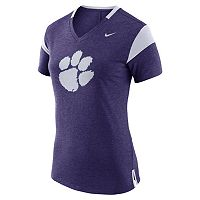 Women's Nike Clemson Tigers Fan Top