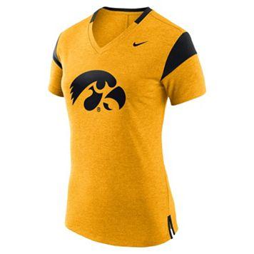 Women's Nike Iowa Hawkeyes Fan Top