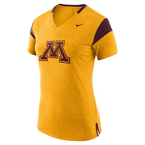 Women's Nike Minnesota Golden Gophers Fan Top