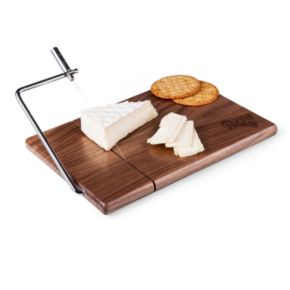Picnic Time Los Angeles Rams Legacy Cheese Slicer Cutting Board