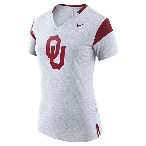 Women's Nike Oklahoma Sooners Fan Top