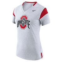 Women's Nike Ohio State Buckeyes Fan Top