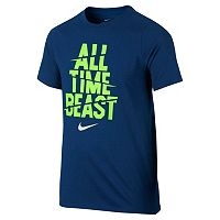 Boys 8-20 Nike All Time Beast Tee