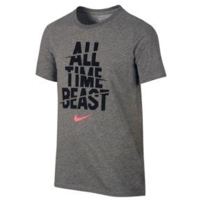Boys 8-20 Nike All Time Beast Tee