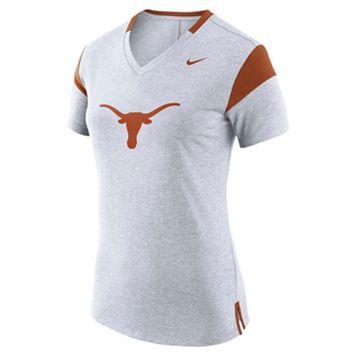 Women's Nike Texas Longhorns Fan Top