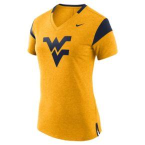 Women's Nike West Virginia Mountaineers Fan Top