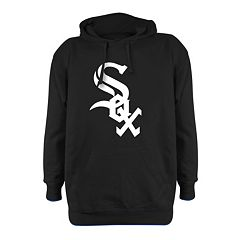 Men's Stitches Chicago White Sox Pullover Fleece Hoodie