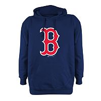 Men's Stitches Boston Red Sox Pullover Fleece Hoodie