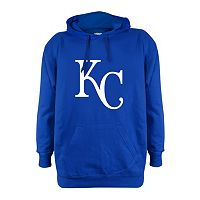 Men's Stitches Kansas City Royals Pullover Fleece Hoodie