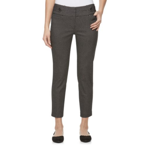 Juniors' Candie's® Marilyn Ankle Pants