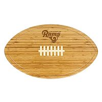 Picnic Time Los Angeles Rams Kickoff Cutting Board