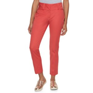 Juniors' Candie's® Marilyn Ankle Pants