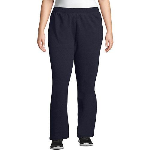 Plus Size Just My Size Fleece Lounge Pants