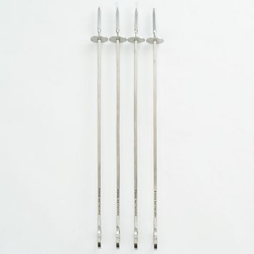 Food Network™ 4-pc. Stainless Steel Skewer Set