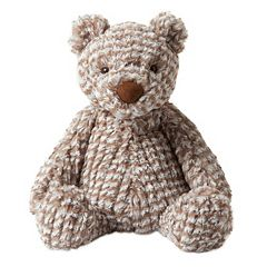 Adorables Rowan Bear Plush Toy by Manhattan Toy