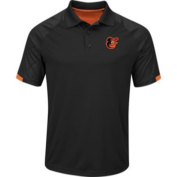 Men's Majestic Baltimore Orioles Outburst Polo