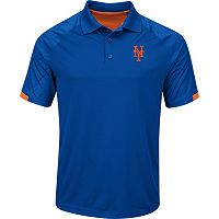 Men's Majestic New York Mets Outburst Polo