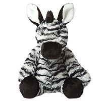 Lovelies Zulla Zebra by Manhattan Toy