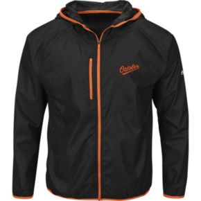 Men's Majestic Baltimore Orioles Weakness is a Choice Jacket