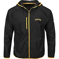 Men's Majestic Pittsburgh Pirates Weakness is a Choice Jacket