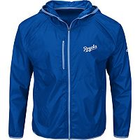 Men's Majestic Kansas City Royals Weakness is a Choice Jacket