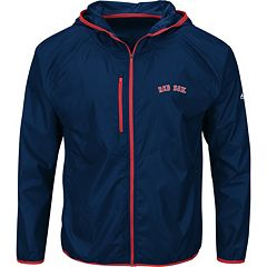 Men's Majestic Boston Red Sox Weakness is a Choice Jacket