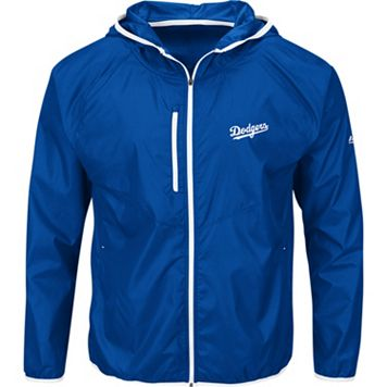 Men's Majestic Los Angeles Dodgers Weakness is a Choice Jacket
