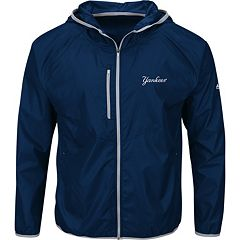 Men's Majestic New York Yankees Weakness is a Choice Jacket