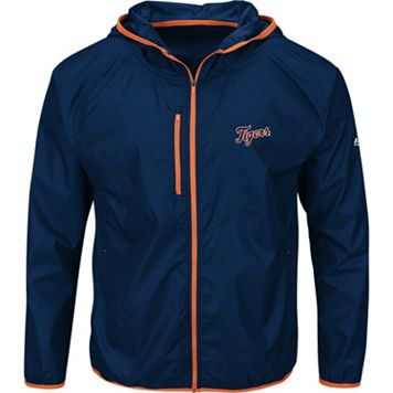Men's Majestic Detroit Tigers Weakness is a Choice Jacket