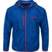 Men's Majestic Chicago Cubs Weakness is a Choice Jacket