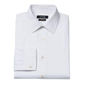 e8cd980c38b6e8 Men s Apt. 9® Slim-Fit Premier Flex Collar Stretch Dress Shirt