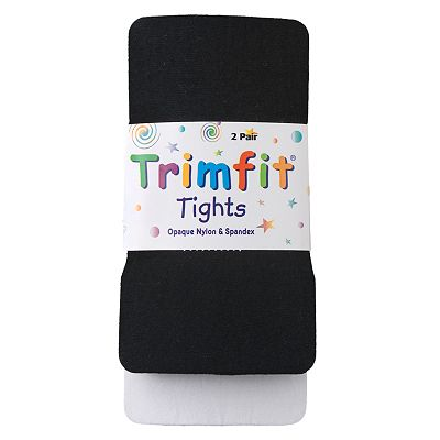 Trimfit 2-pk. Opaque Tights