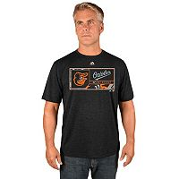 Men's Majestic Baltimore Orioles Division Dominator Synthetic Tee