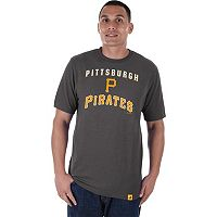 Men's Majestic Pittsburgh Pirates Stoked Tee