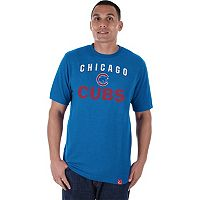 Men's Majestic Chicago Cubs Stoked Tee