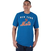Men's Majestic New York Mets Stoked Tee
