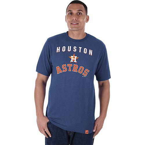 Men's Majestic Houston Astros Stoked Tee