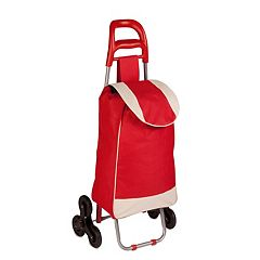 Honey-Can-Do Tri-Wheel Bag Cart
