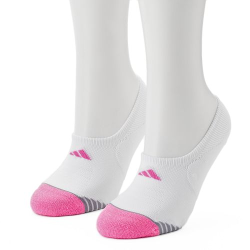 Women's adidas 2-pk. Speed Mesh Super No-Show Socks