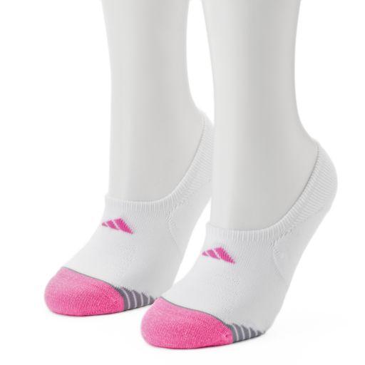 Women's adidas 2-pk. Speed Mesh Super No-Show Socks