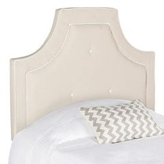 Safavieh Tallulah Arched Button Tufted Twin Headboard