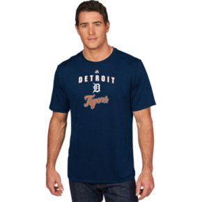Men's Majestic Detroit Tigers Scoreboard Tee