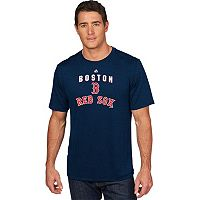 Men's Majestic Boston Red Sox Scoreboard Tee