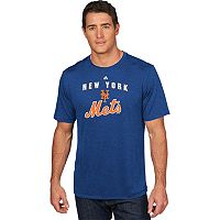 Men's Majestic New York Mets Scoreboard Tee