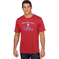 Men's Majestic Philadelphia Phillies Scoreboard Tee