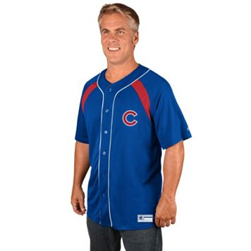 Men's Majestic Chicago Cubs Train the Mind Kris Bryant Jersey